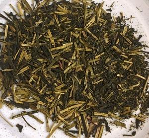 dry kukicah tea