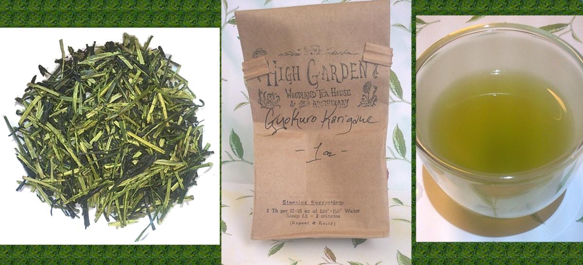 The Taste of Tea :: Gyokuro Karigane from HighGarden